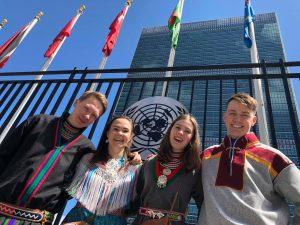 Urfolk og De forente nasjoner