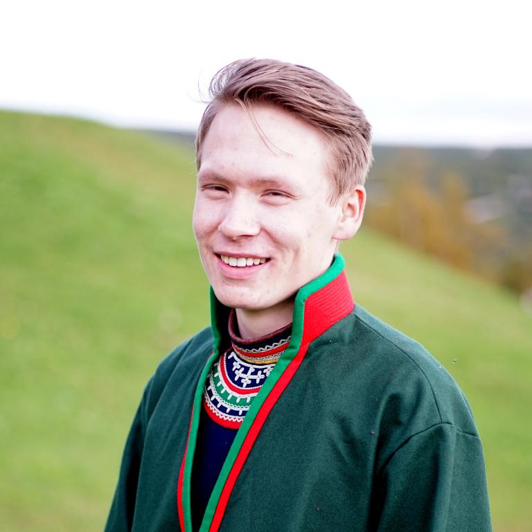 Dan-Jonas Danielsen Sparrok
