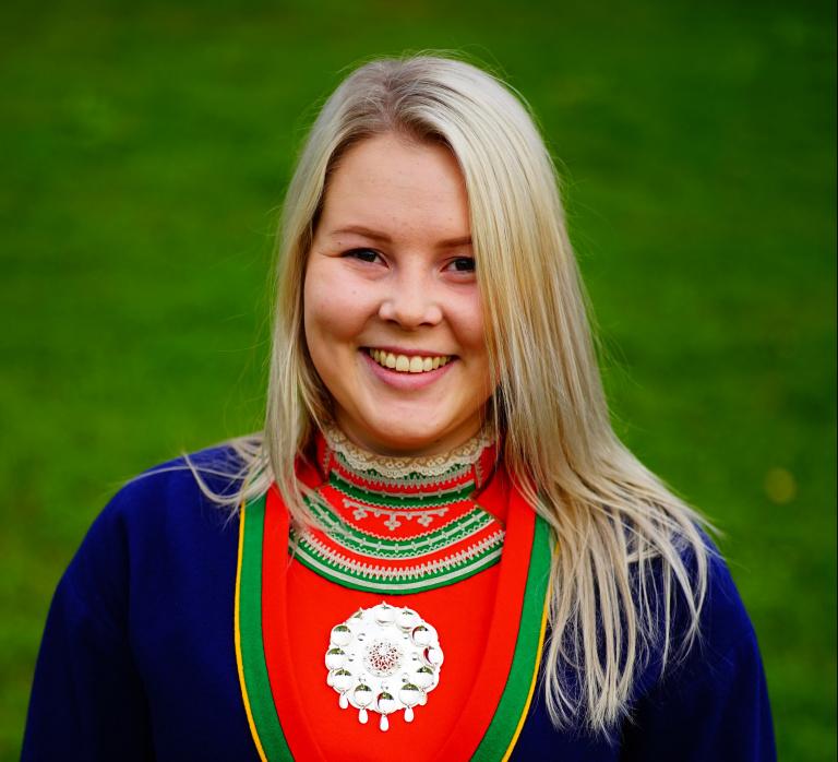 Maja-Sofie Larsen Fjellström