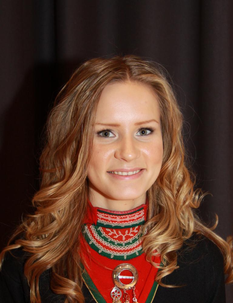 Anna Cicilie Kristine Westerfjell Somby