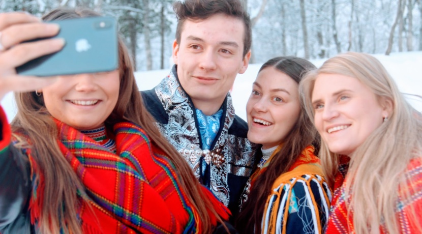 samiske-veivisere-selfie
